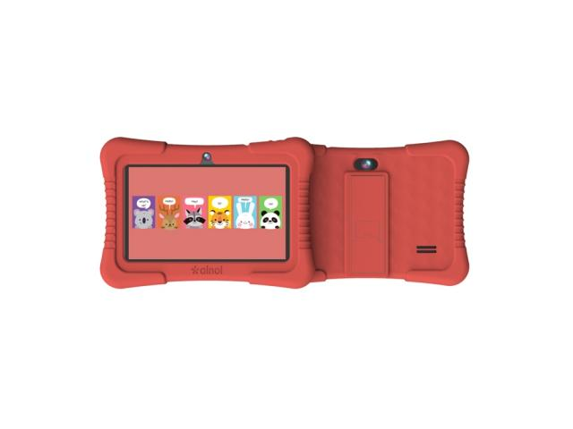 Tablette tactile 7pouces HD - Rouge