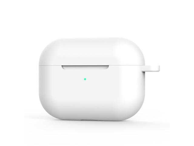 Protection en silicone blanche pour Apple Airpods