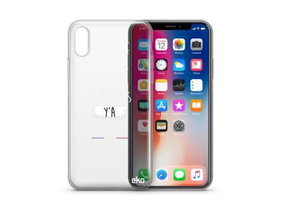 Coque de protection en TPU pour iPhone X & XS - Design700
