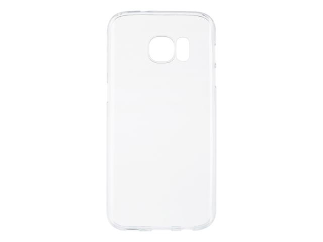 Coque de protection transparente en TPU pour Samsung Galaxy S7