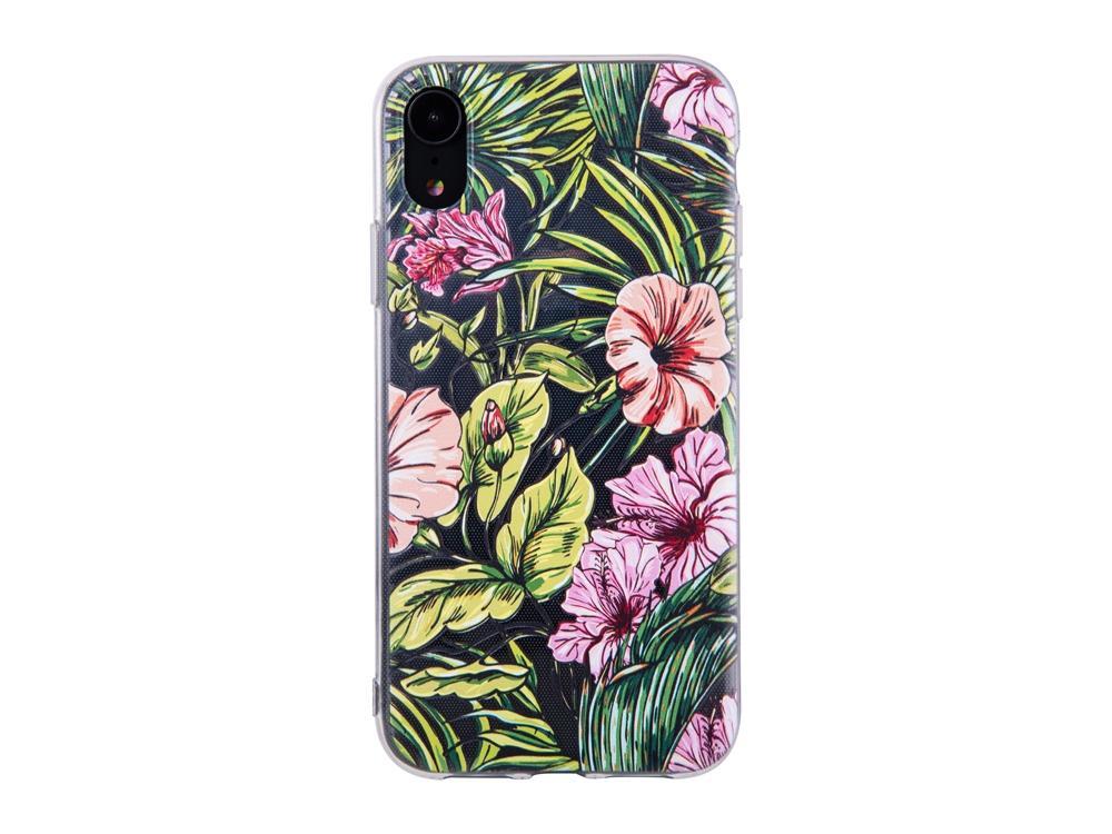 coque fleuri iphone xr